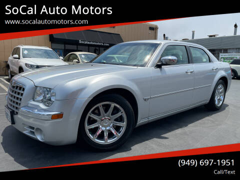 2005 Chrysler 300 for sale at SoCal Auto Motors in Costa Mesa CA