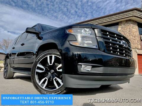 2020 Chevrolet Suburban for sale at TJ Chapman Auto in Salt Lake City UT