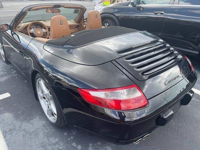 2007 Porsche 911 for sale at Auto Sport Group in Delray Beach FL