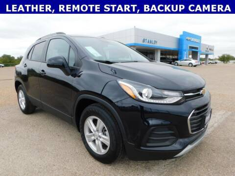 2021 Chevrolet Trax for sale at Stanley Chrysler Dodge Jeep Ram Gatesville in Gatesville TX