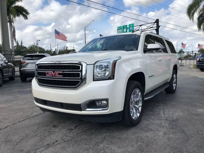 2015 GMC Yukon XL for sale at Gtr Motors in Fort Lauderdale FL