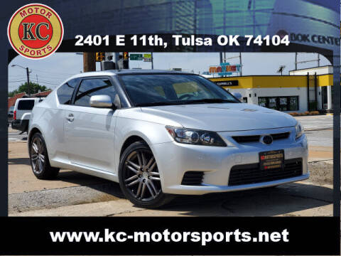 2013 Scion tC for sale at KC MOTORSPORTS in Tulsa OK