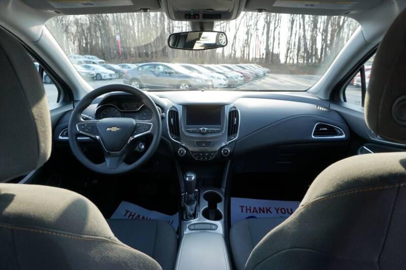 2019 Chevrolet Cruze LS 4dr Sedan 6A - Mount Vernon OH
