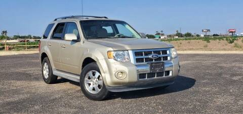 2011 Ford Escape for sale at BAC Motors in Weslaco TX