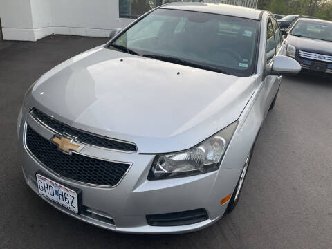 2012 Chevrolet Cruze for sale at Best Deal Motors in Saint Charles MO