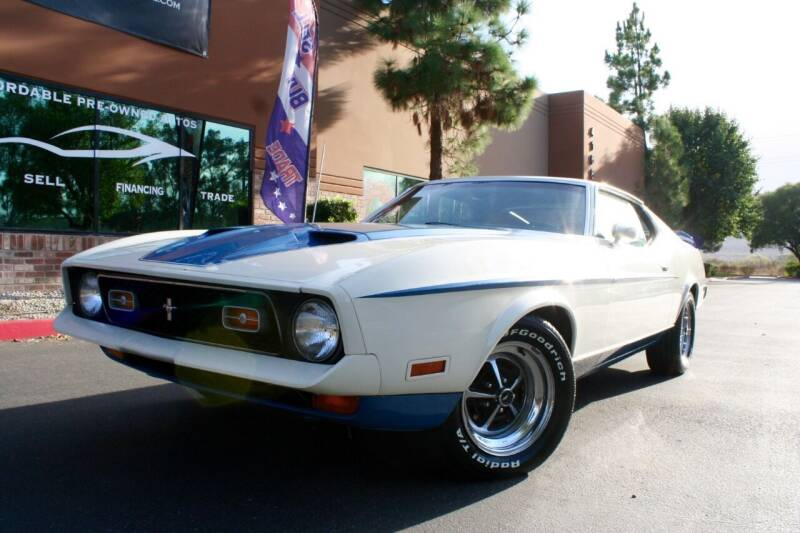 1972 Ford Mustang for sale at CK Motors in Murrieta CA