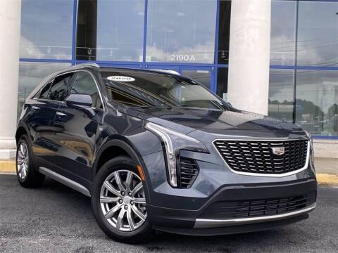2020 Cadillac XT4 for sale at Capital Cadillac of Atlanta in Smyrna GA