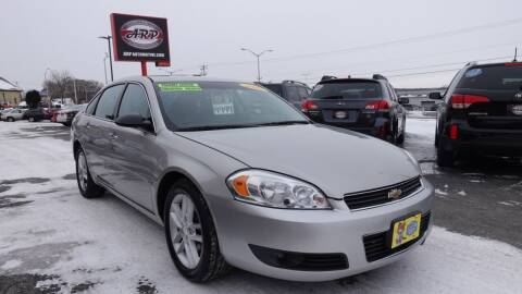 2008 Chevrolet Impala for sale at ARP in Waukesha WI