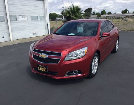 2013 Chevrolet Malibu for sale at My Three Sons Auto Sales in Sacramento CA