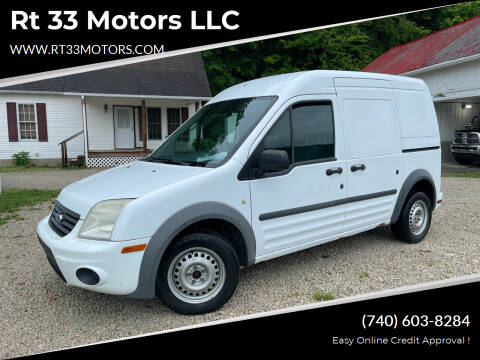 2010 Ford Transit Connect for sale at Rt 33 Motors LLC in Rockbridge OH