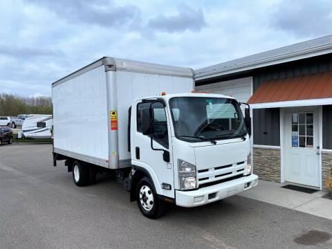 2014 Isuzu NPR for sale at PARKWAY AUTO in Hudsonville MI