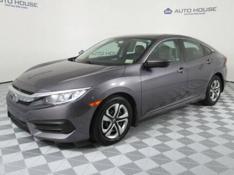 2018 Honda Civic for sale at Curry's Cars Powered by Autohouse - Auto House Tempe in Tempe AZ