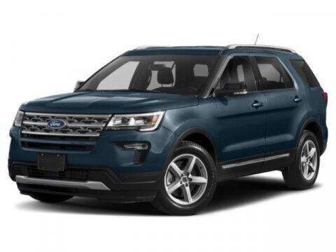 2019 Ford Explorer for sale at DAVID McDAVID HONDA OF IRVING in Irving TX