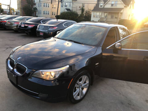 2010 BMW 5 Series for sale at New Park Avenue Auto Inc in Hartford CT