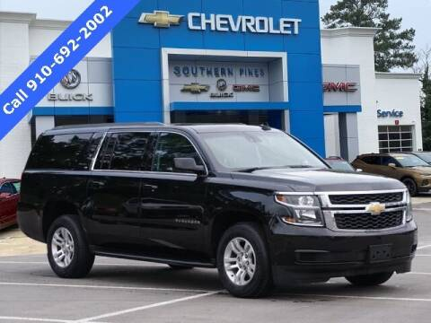 2020 Chevrolet Suburban for sale at PHIL SMITH AUTOMOTIVE GROUP - SOUTHERN PINES GM in Southern Pines NC