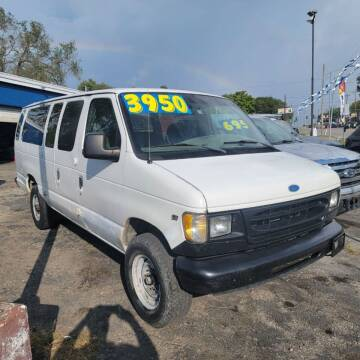 1997 Ford E-350 for sale at JJ's Auto Sales in Independence MO