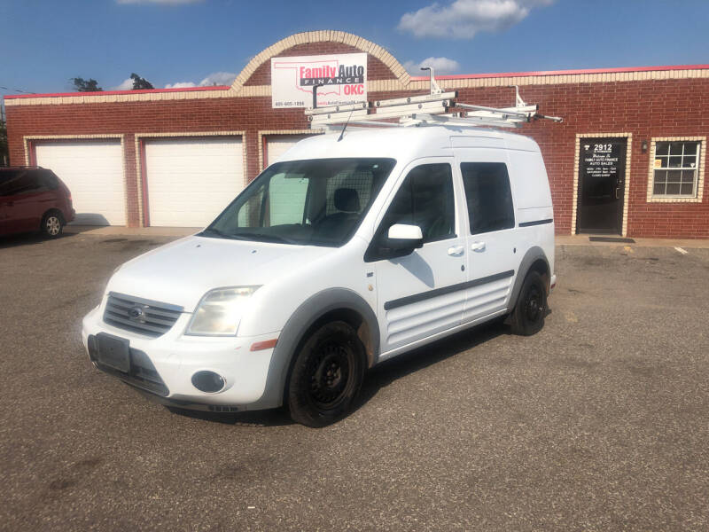2013 Ford Transit Connect for sale at Family Auto Finance OKC LLC in Oklahoma City OK
