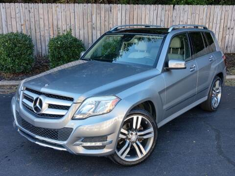 2015 Mercedes-Benz GLK for sale at Mich's Foreign Cars in Hickory NC