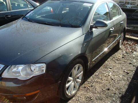 2010 Volkswagen Passat for sale at Branch Avenue Auto Auction in Clinton MD