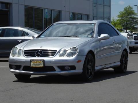 2005 Mercedes-Benz CLK for sale at Loudoun Motor Cars in Chantilly VA