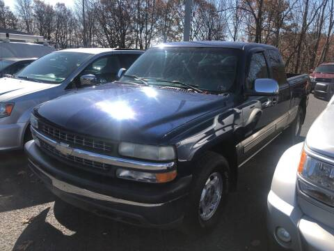 2000 Chevrolet Silverado 1500 for sale at Ball Pre-owned Auto in Terra Alta WV
