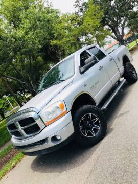 2006 Dodge Ram Pickup 2500 for sale at IRON CARS in Hollywood FL