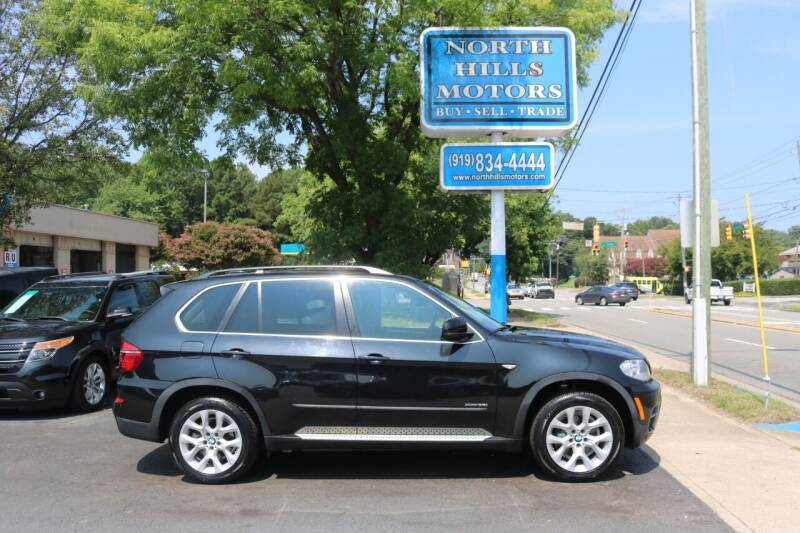 2013 BMW X5 for sale at North Hills Motors in Raleigh NC