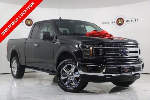 2020 Ford F-150 for sale at INDY'S UNLIMITED MOTORS - UNLIMITED MOTORS in Westfield IN