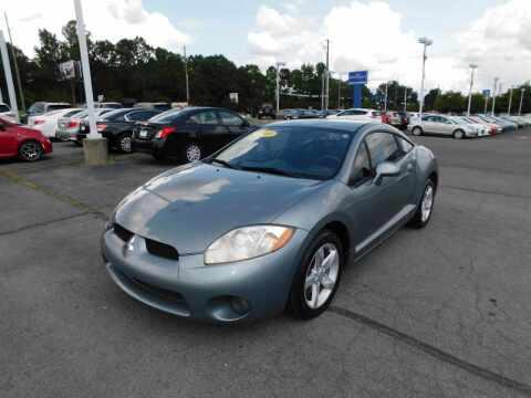 2008 Mitsubishi Eclipse for sale at Paniagua Auto Mall in Dalton GA