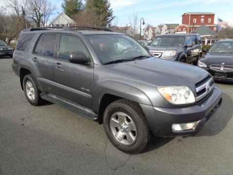 2005 Toyota 4Runner for sale at Purcellville Motors in Purcellville VA