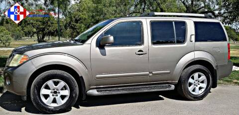 2008 Nissan Pathfinder for sale at H & H AUTO SALES in San Antonio TX