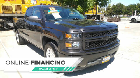 2014 Chevrolet Silverado 1500 for sale at Super Cars Sales Inc #1 in Oakdale CA