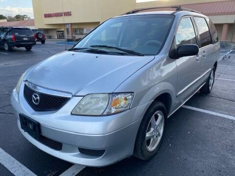 2003 Mazda MPV for sale at Florida Prestige Collection in St Petersburg FL