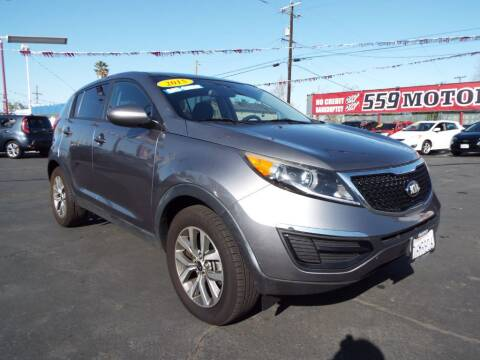 2015 Kia Sportage for sale at 559 Motors in Fresno CA