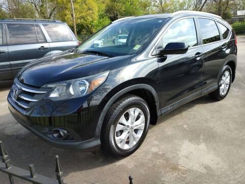 2014 Honda CR-V for sale at TR Motors in Opelika AL