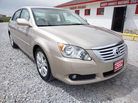 2008 Toyota Avalon for sale at Sarpy County Motors in Springfield NE