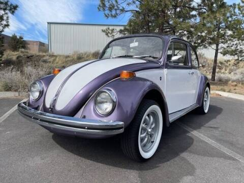 1972 Volkswagen Beetle for sale at Parnell Autowerks in Bend OR