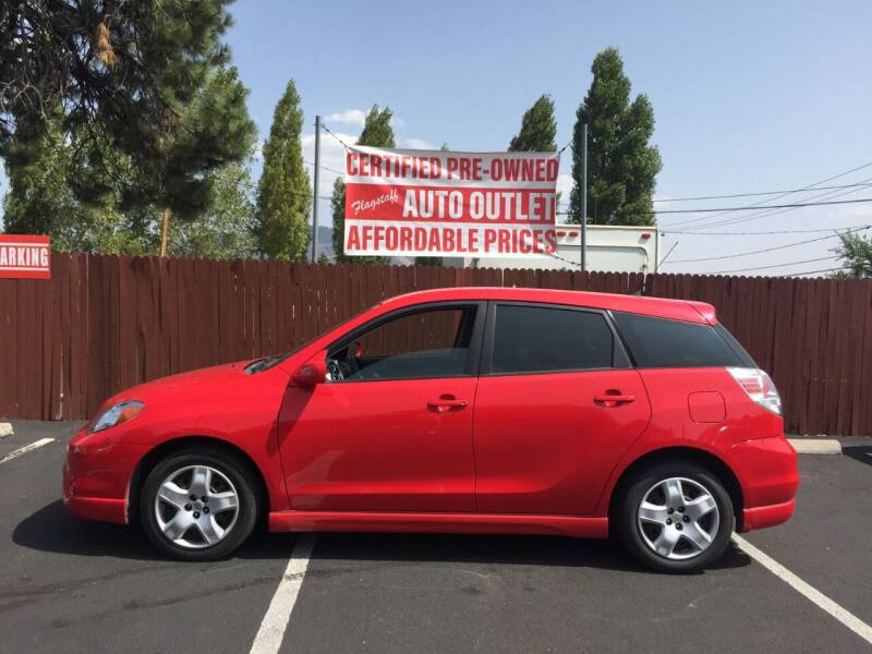 2007 Toyota Matrix for sale at Flagstaff Auto Outlet in Flagstaff AZ