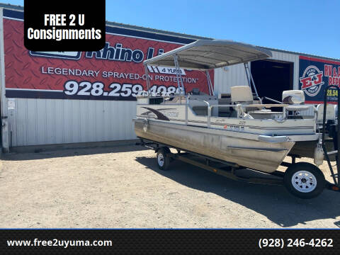 1997 Lowe Fun N' Fish for sale at FREE 2 U Consignments in Yuma AZ