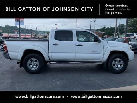 2007 Toyota Tacoma for sale at Bill Gatton Used Cars - BILL GATTON ACURA MAZDA in Johnson City TN