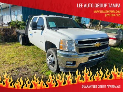 2014 Chevrolet Silverado 3500HD for sale at Lee Auto Group Tampa in Tampa FL