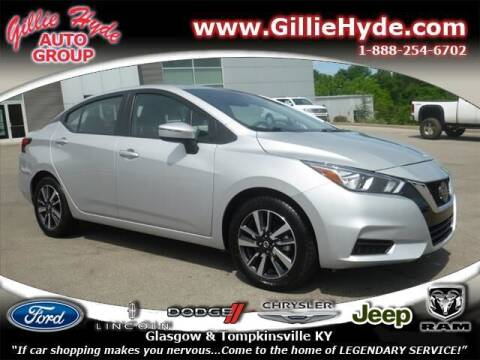 2020 Nissan Versa for sale at Gillie Hyde Auto Group in Glasgow KY