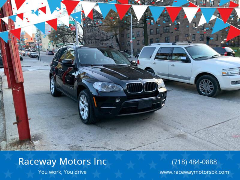2012 BMW X5 for sale at Raceway Motors Inc in Brooklyn NY