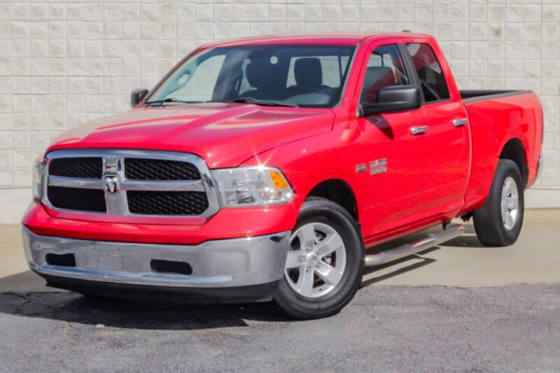 2015 RAM Ram Pickup 1500 for sale at Cannon Auto Sales in Newberry SC