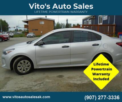 2018 Kia Rio for sale at Vito's Auto Sales in Anchorage AK