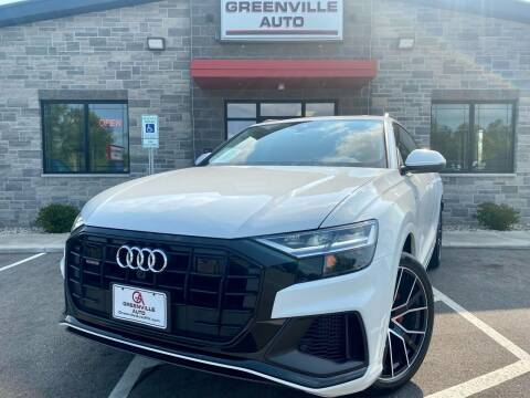2019 Audi Q8 for sale at GREENVILLE AUTO in Greenville WI