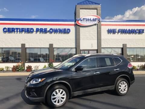 2016 Nissan Rogue for sale at Ultimate Auto Deals in Fort Wayne IN