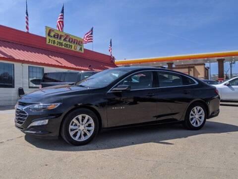 2020 Chevrolet Malibu for sale at CarZoneUSA in West Monroe LA