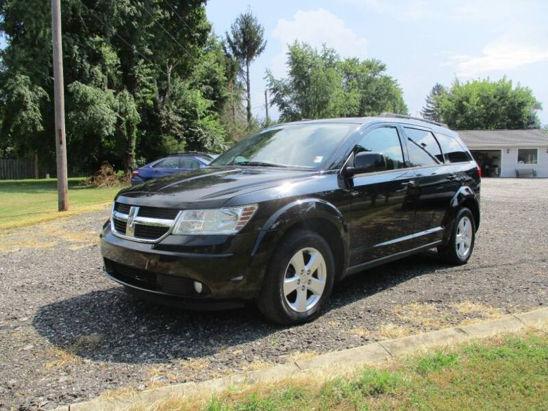 2010 Dodge Journey for sale at PENDLETON PIKE AUTO SALES in Ingalls IN
