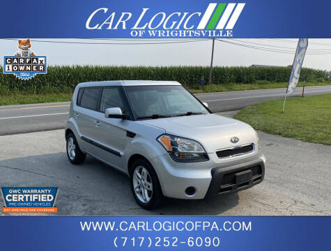2011 Kia Soul for sale at Car Logic in Wrightsville PA